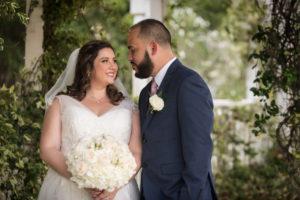 Beautiful couple spotlight in Lake Mary Florida